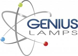 Das Genius-Logo: Die Garantie einer zu 100% zertifizierten Lampe.
